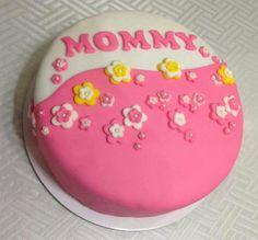Cake for Mom :)