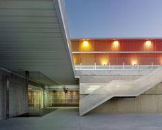 Galeria de Centro esportivo Arteixo / Jose Ramon Garitaonaindia de Vera - 22
