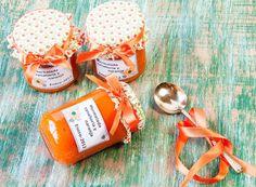 mermelada-zanahoria,-naranja Sin Gluten, Finger Foods, Preserves, Sweet Recipes, Jelly, Food And Drink, Yummy Food, Jar, Canning