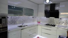 Işıltılı Mutfak Modelleri