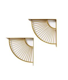 Gorgeous Brackets for that shelf you need to put up.