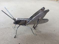 Cutlery grasshopper