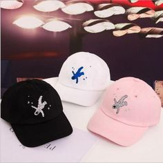 373f1f915a8 ASTRONAUT SPACE EMBROIDERY CAP. Rap Cap