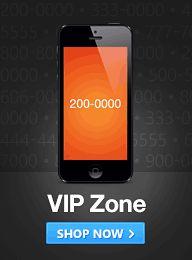 Vip Zone - Vanity Numbers