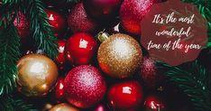 Meine Weihnachts-Wallpaper findet ihr nun auf meinem Blog mit kostenlosem Download ❤️ Time Of The Year, Blog, Christmas, Blogging
