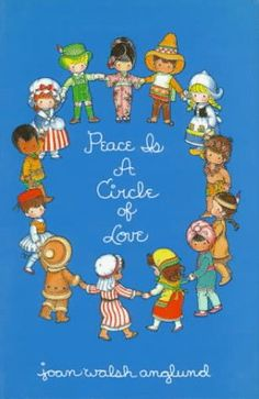 Race is a Circle of Love Joan Walsh Anglund Family Illustration, Cute Illustration, Book Illustrations, Childrens Sermons, Childrens Books, Joan Walsh, Vintage Paper Dolls, Vintage Cards, Vintage Images