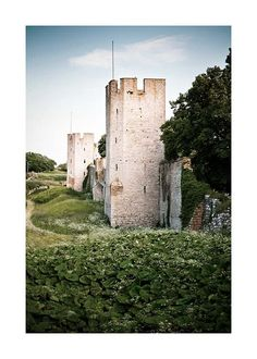 Visby wall Poster in the group Posters & Prints at Desenio AB (2454)