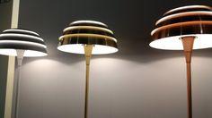 Covetto floor lamp. At Stockholm Design Week 2015. Made in Sweden by BelidBelid