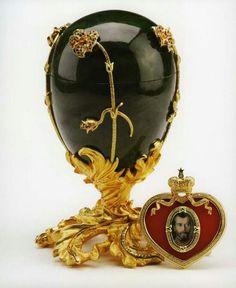 Pansy egg, 1899