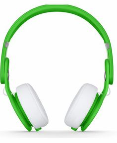 Beats By Dr.Dre  - Mixr Neon Green - 249 € TTC - Casque audio by ToneMove