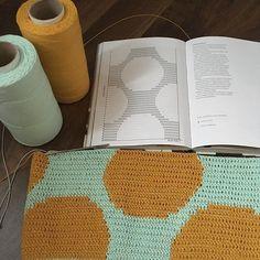 These colors  #mollalanka #mollamills #virkkuri #suomenlanka #crochet