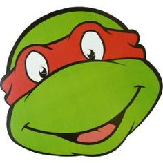 tortuga ninja cara - Buscar con Google