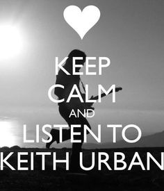 Keepin calm with Keith! Keith Urban Lyrics, Keith Urban Concert, Nicole Kidman Family, Male Country Singers, Girls Night Crafts, Music Competition, Keep Calm Quotes, Book Tv, Now And Forever