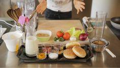 Le video ricette: il Mc Marco - gli ingredienti