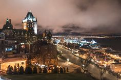 Top 12 Things to Do in Quebec City - Explore the City at Night - Night Photography