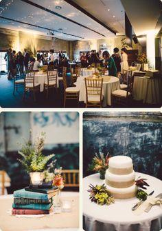 The Brisbane Powerhouse Wedding