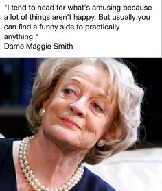 Dame Margaret Natalie Smith DBE, known professionally as Maggie Smith, is the actress who plays Violet Crawley in Downton Abbey. Maggie Smith, Harry Potter Actors, Judi Dench, Breast Cancer Survivor, Aging Gracefully, Classy Women, Classy Lady, Downton Abbey, Comedians
