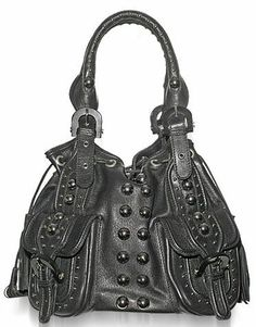 1b5a211f76 Kenzo studded handbag Cute Purses, Purses And Bags, Fashion Jumpsuits,  Studded Purse,