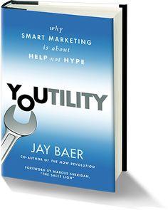 #livro: Utility. Quando a utilidade é o seu melhor marketing