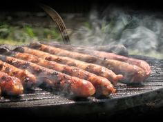 Snags on the barbie!