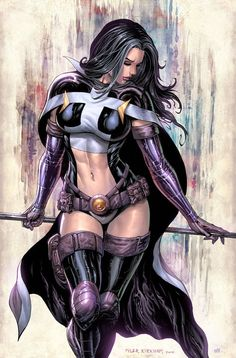 Huntress by arf on DeviantArt http://ebay.to/1MkkL4b