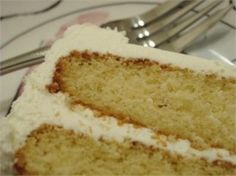 AWESOME VANILLA CAKE vanilla oil cake for trifle