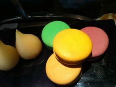 Delicious and tasty macaroons Macarons, Tasty, Breakfast, Food, Macaroons, Fresh, Foods, Morning Coffee, Meal