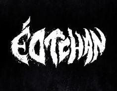"Check out new work on my @Behance portfolio: ""Black Metal Logos"" http://be.net/gallery/44294141/Black-Metal-Logos"