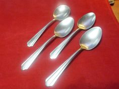 HBCO Solid Stainless 1 Soup Spoon 3 Tablespoons