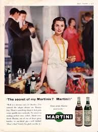 Risultati immagini per vintage martini adverts