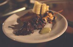 Anticucho ist ein traditionelles Gericht aus Peru, welches durch die afrikanisches Sklaven geprägt wurde.