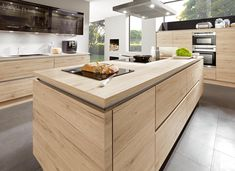 New Handleless Kitchens For 2015 From Nobilia