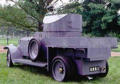 Car of the Month - November 2000 - Rolls-Royce Armoured Car