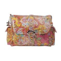 Diaper Bag - Laminated Arabella, $80