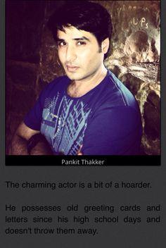 #PankitThakker #pankitthakker #tvactor #indiantelevision #celebrity #blogger #entertainer #actor #fashoinista