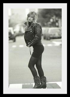 80s girl - Carolyn Bessette