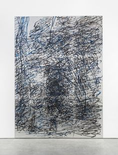 Nick Mauss, Before Seeing Words (2015)