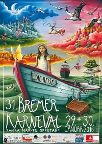::: Initiative Bremer Karneval e.V. - Samba-Masken und Spektakel:::