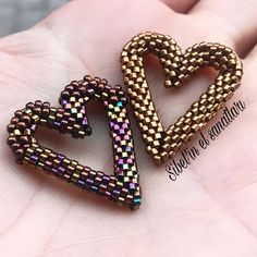 Free Pattern: Peyote Toggle Clasp featured in Bead-Patterns.com Newsletter!