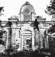 恩斯特·奥尔末(Ernst Ohlmer)Betheln 1873,英國首次發現圓明園燒毀前的照片,掀開中國人塵封150年的記憶,太驚艷!