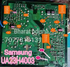 Sony Led Tv, Electronic Schematics, Tv Services, Samsung Tvs, Circuit Diagram, Mobiles, Techno, Mario, Board