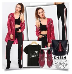 """""""SHEIN XIV/1"""" by creativity30 ❤ liked on Polyvore featuring shein"""