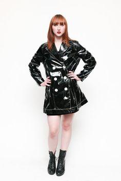 Black coat for Alice