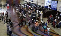 Tourists to Venezuela warned to take precautions with their luggage - http://dailym.ai/1EyYGbk - protect yourself @ securoseal.com