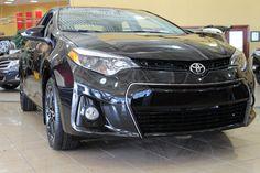 2014 Toyota Corolla Sport model