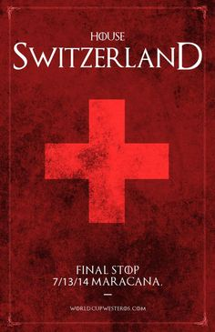 Game of Thrones #Switzerland