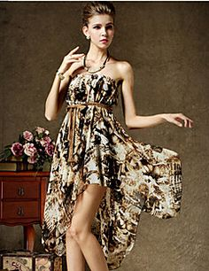 BLINX Women's Vintage/Sexy/Beach/Party Sleeveless Dresses (Chiffon). Get awesome discounts up to 80% Off at Light in the Box using Coupon and Promo Codes.