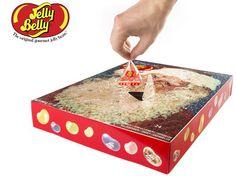 overvej en lækker jelly belly julekalender gave til alle