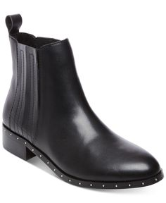 64.43    Steve Madden Women s Orchid Studded Boots Musta Nilkkurit f969817566