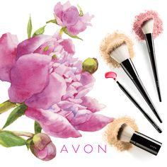 Чому б у суботу не уявити себе художницею?  Тільки картинам часом не вистачає фарб, а у тебе їх сповна, щоб перетворити мейк-ап у шедевр. Не менший, ніж картини Моне. #Avon #avonUA Avon Logo, Perfumes Vintage, Lip Scrub Homemade, Colors And Emotions, Lush Bath Bombs, Homemade Cosmetics, Avon Online, Nail Polish Colors, Organic Skin Care